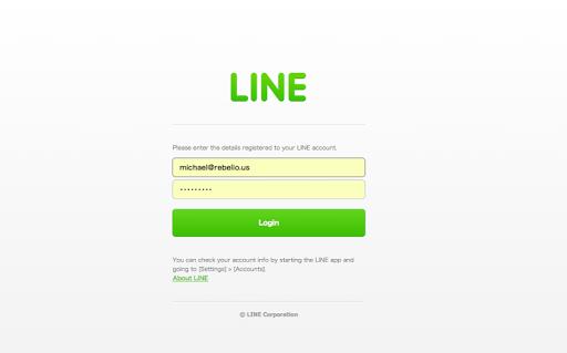 * LINE Creators Market