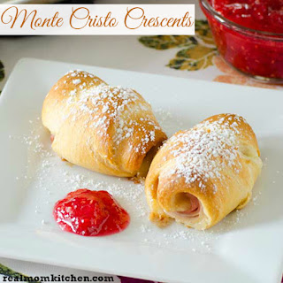 Fall Entertaining with Monte Cristo Crescents