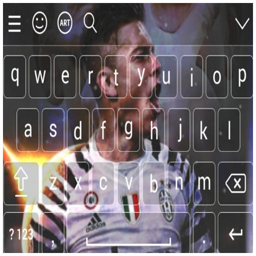 Paulo Dybala Keyboard