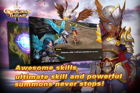 Hack Game Guardians of The Throne apk free