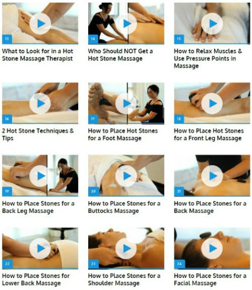 Hot stone massage description and benefits-2419