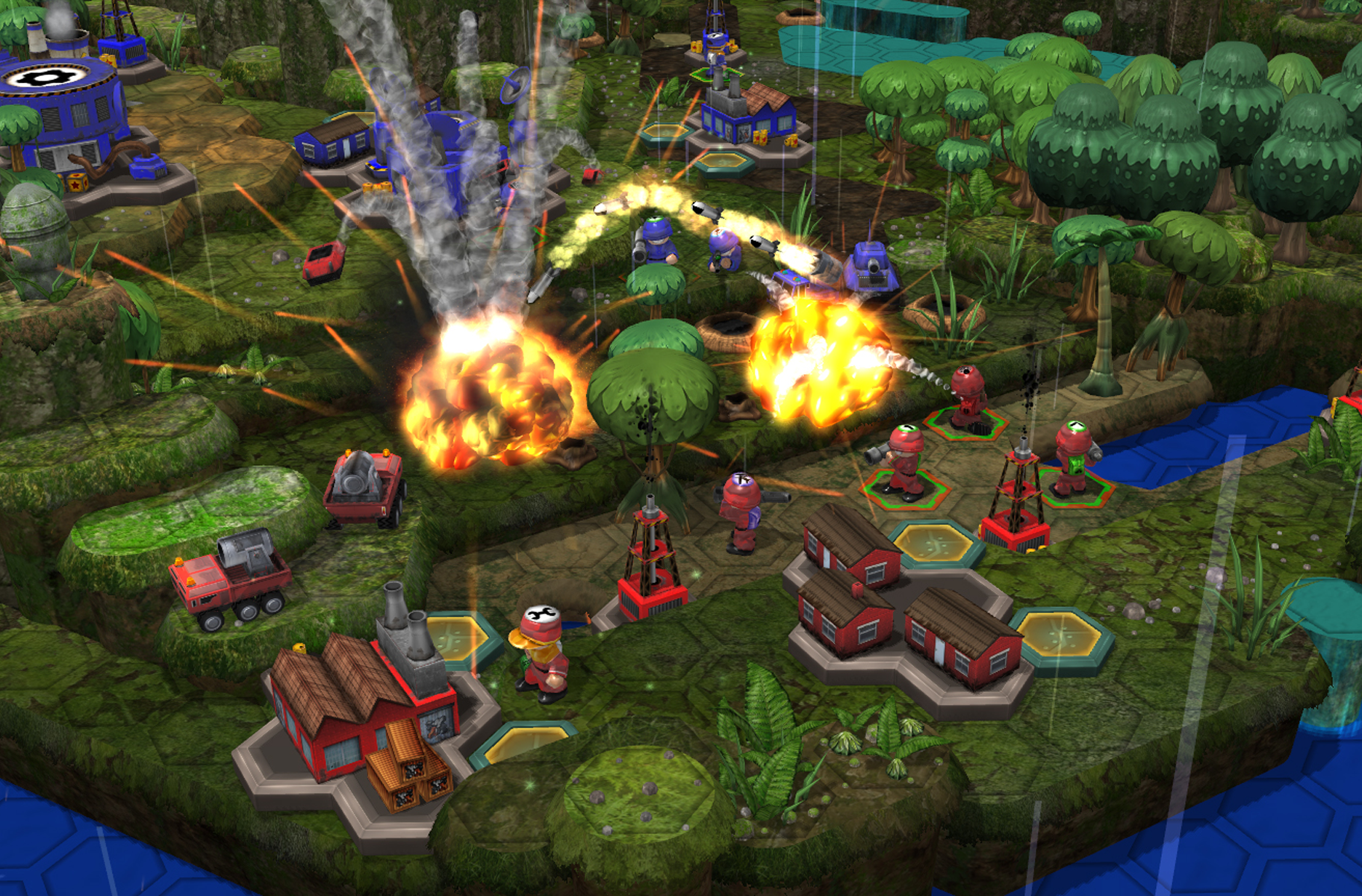 Epic Little War Game screenshot #10