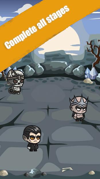 Monster Evolution Clicker: origin screenshot 7