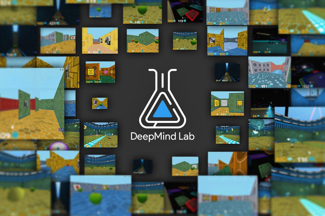 Open-sourcing DeepMind Lab | DeepMind