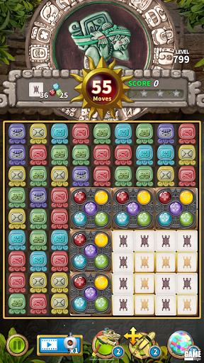 Glyph of Maya - Match 3 Puzzle 1.0.14 screenshots 4