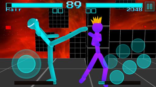 Stickman Fighting: Neon Warriors 1.05 screenshots 2
