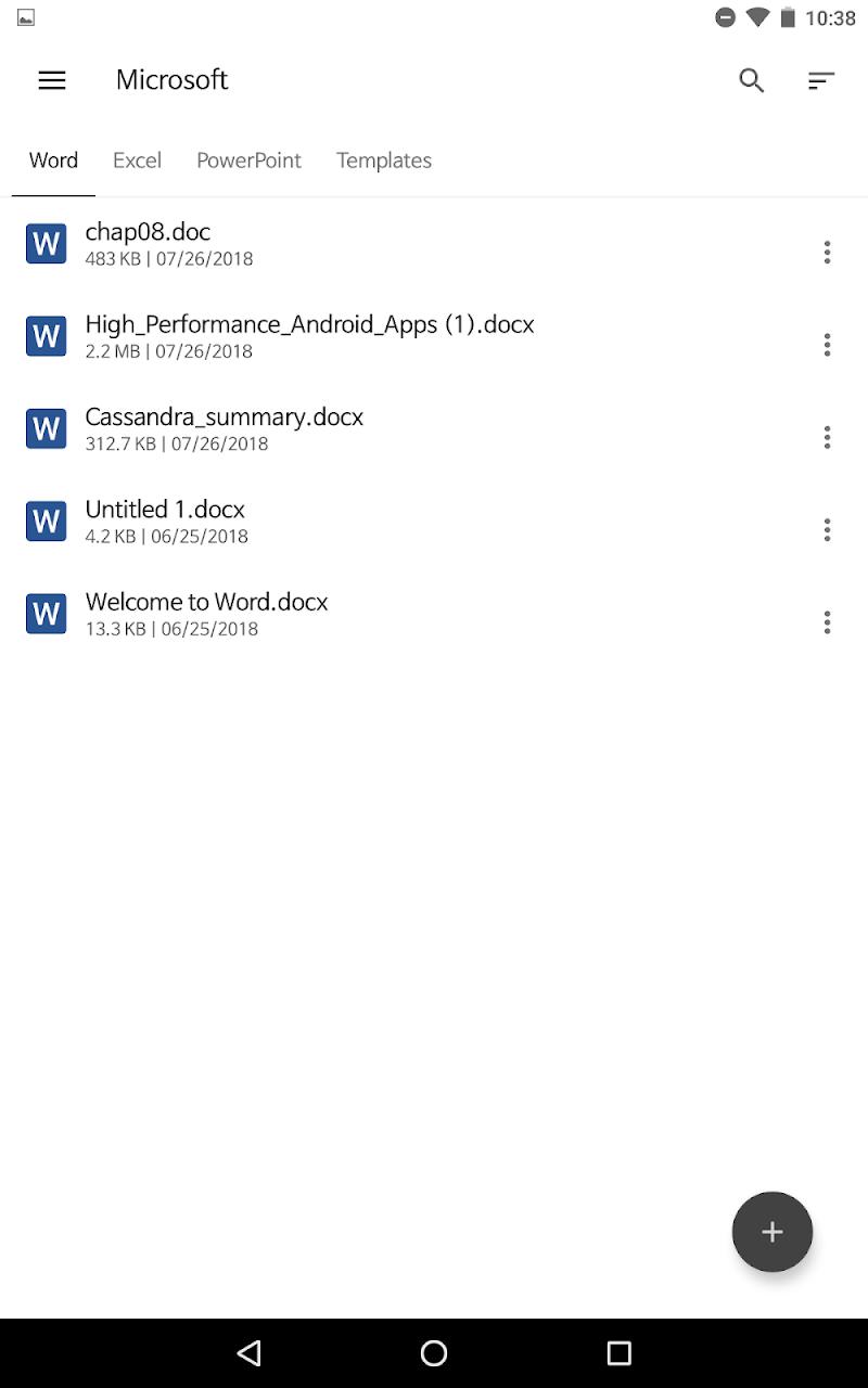 N Docs - Office, Pdf, Text, Markup, Ebook Reader Screenshot 14