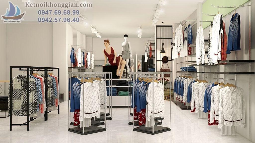 thiết kế cửa hàng chuyên nghiệp tại hà nội