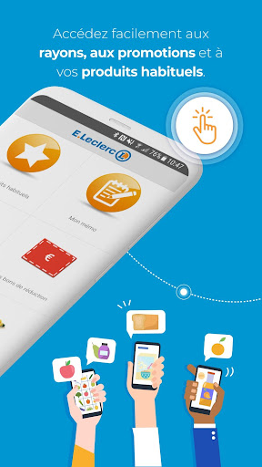 LeclercDrive & LeclercChezMoi 9.2.4 screenshots 2