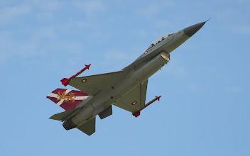 Photo: Duński F-16