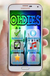 Oldies Music Ringtones free - náhled