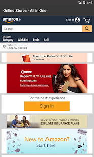 Online Shopping - All in One App