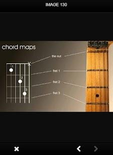 Základní kytarový klíč - náhled