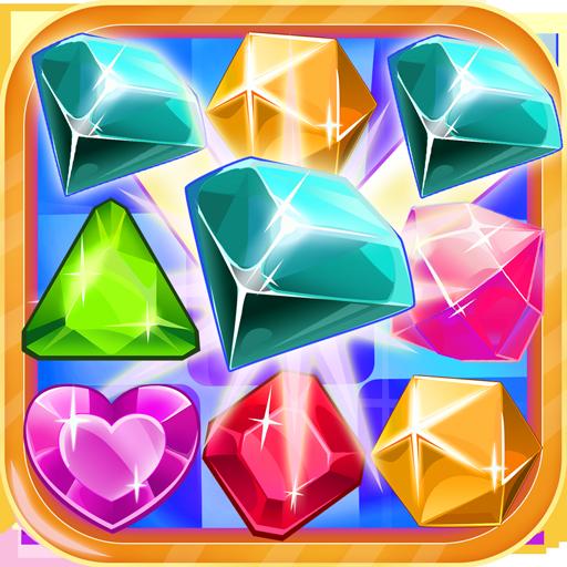 宝石が衝突します 休閒 App LOGO-APP試玩