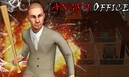 Angry Office-Crime 3D