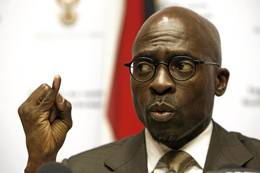 Minister Malusi Gigaba. File photo