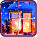 Winter Puzzle Game icon