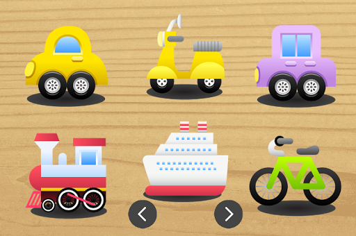 Cars Puzzles for Kids Free
