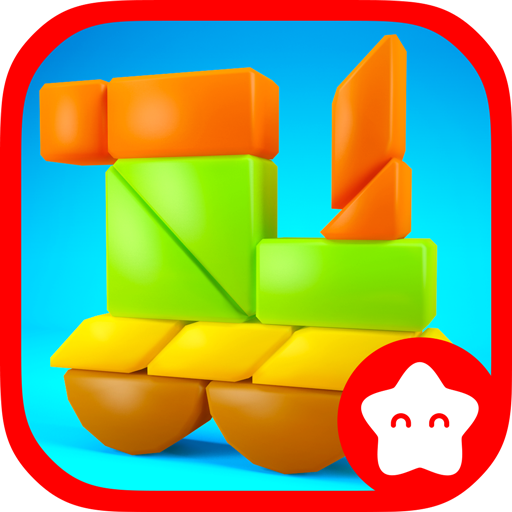 Shapes Builder (+4) - A different tangram for kids