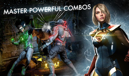 (APK) تحميل لالروبوت / PC Injustice 2 ألعاب screenshot