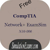 Network+ Exam Simulator
