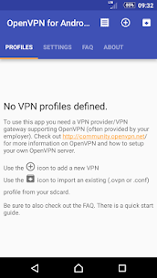OpenVPN for Android Apk 5