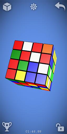 Magic Cube Puzzle 3D 1.14.4 screenshots 8