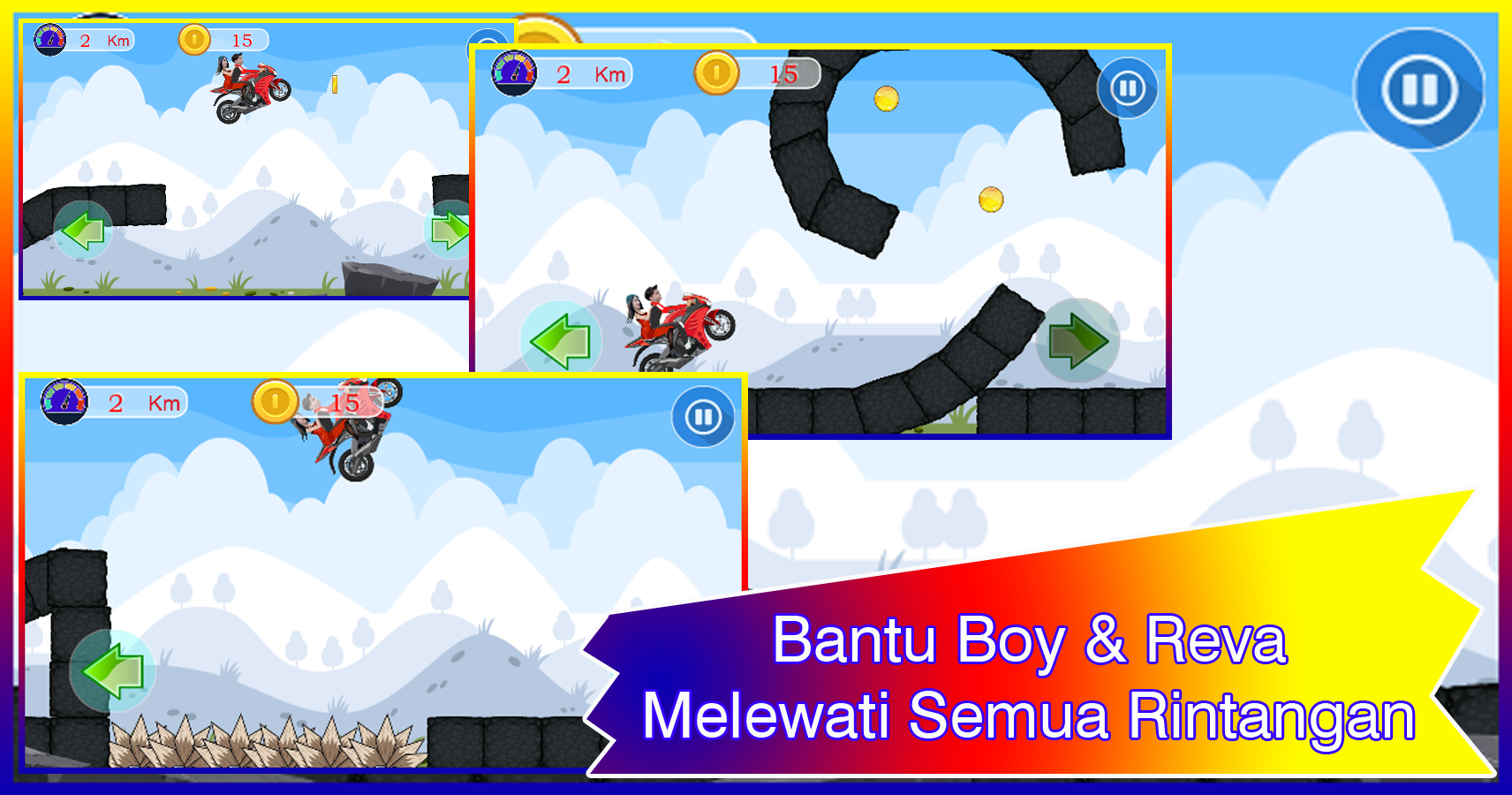 Boy Si Anak Jalanan Racing Android Apps On Google Play