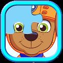Puppy Patrol Games -  Quebra Cabeça icon