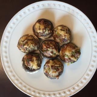 Stuffed Button Mushrooms Recipes