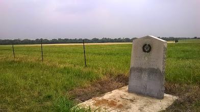 Photo: THC marker - Milam County - Xavier