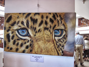 Photo: Really liked this painting!