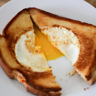 Pimento Cheese Egg-in-the-Hole