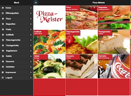 Pizza Meister Leverkusen- screenshot thumbnail
