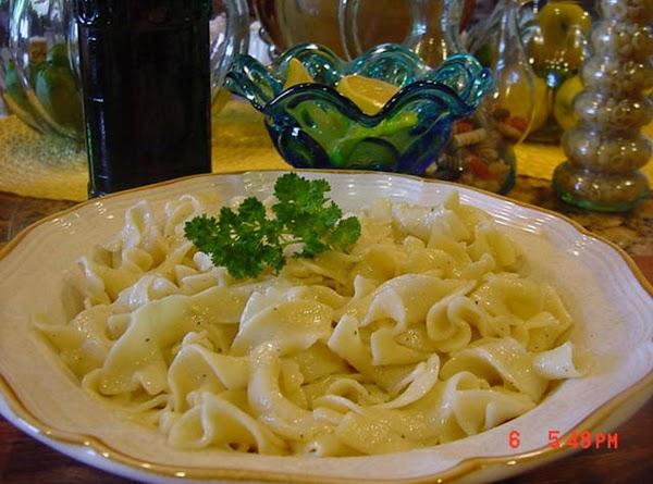 Noodles Dupont -- Bonnie's Recipe