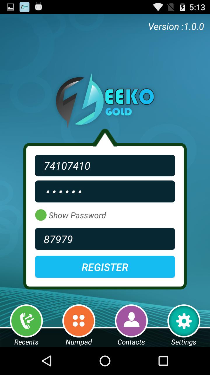 Скриншот ZeekoGold