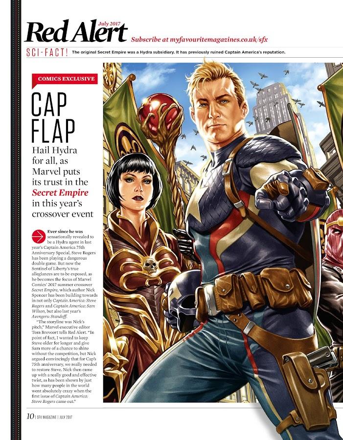 SFX: Sci-Fi and Fantasy Magazine- screenshot