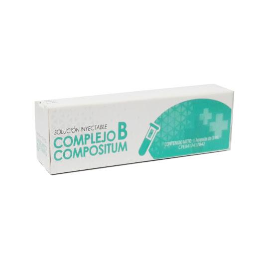 Complejo B Composit 1ampolla Polinac
