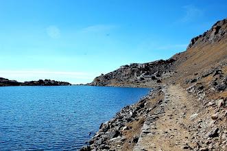 Photo: NEPAL-Gosainkund lake 4300 metres high