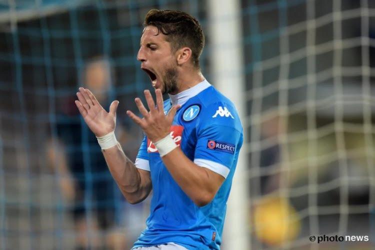 Naples s'impose, Mertens fait son retour