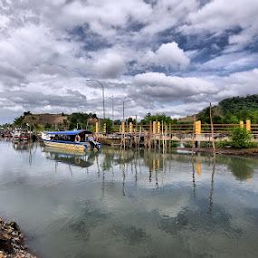 by KG Goh - Transportation Boats