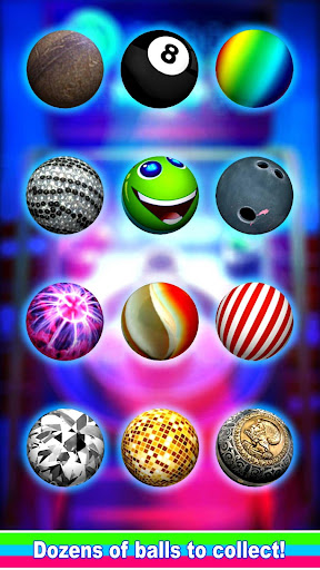 Ball-Hop Bowling - The Original Alley Roller Screenshot