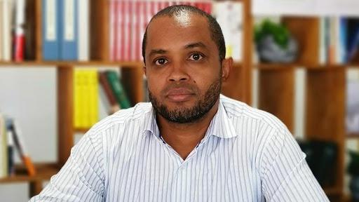 Farouk Osman Latib, senior manager, solutions architecture at Huawei.