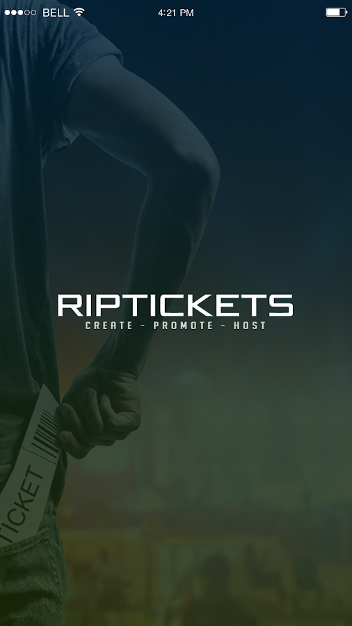 RipTickets- screenshot