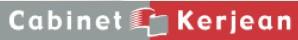 Logo de CABINET KERJEAN Lannilis