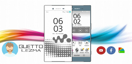 Walkman Unlimited Theme Guetto app (apk) free download for
