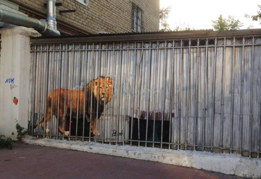 TC s jAWWi22b5lYNv5QdNunhTe2kx0 oYwH Ke7BAU=w900 h618 no - Вы уверены, что это рисунок? - 14 шедевров уличного граффити