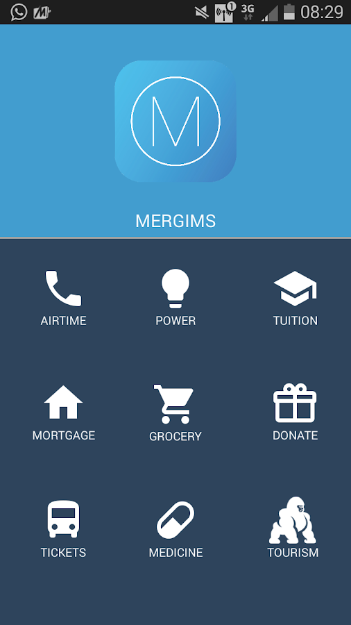 MERGIMS- screenshot