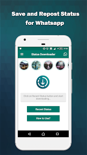 Status Saver Status Downloader App Download For Android and iPhone 6