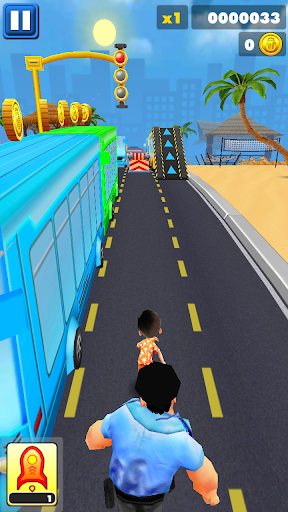 Subway Kid Runner 1.0 screenshots 1